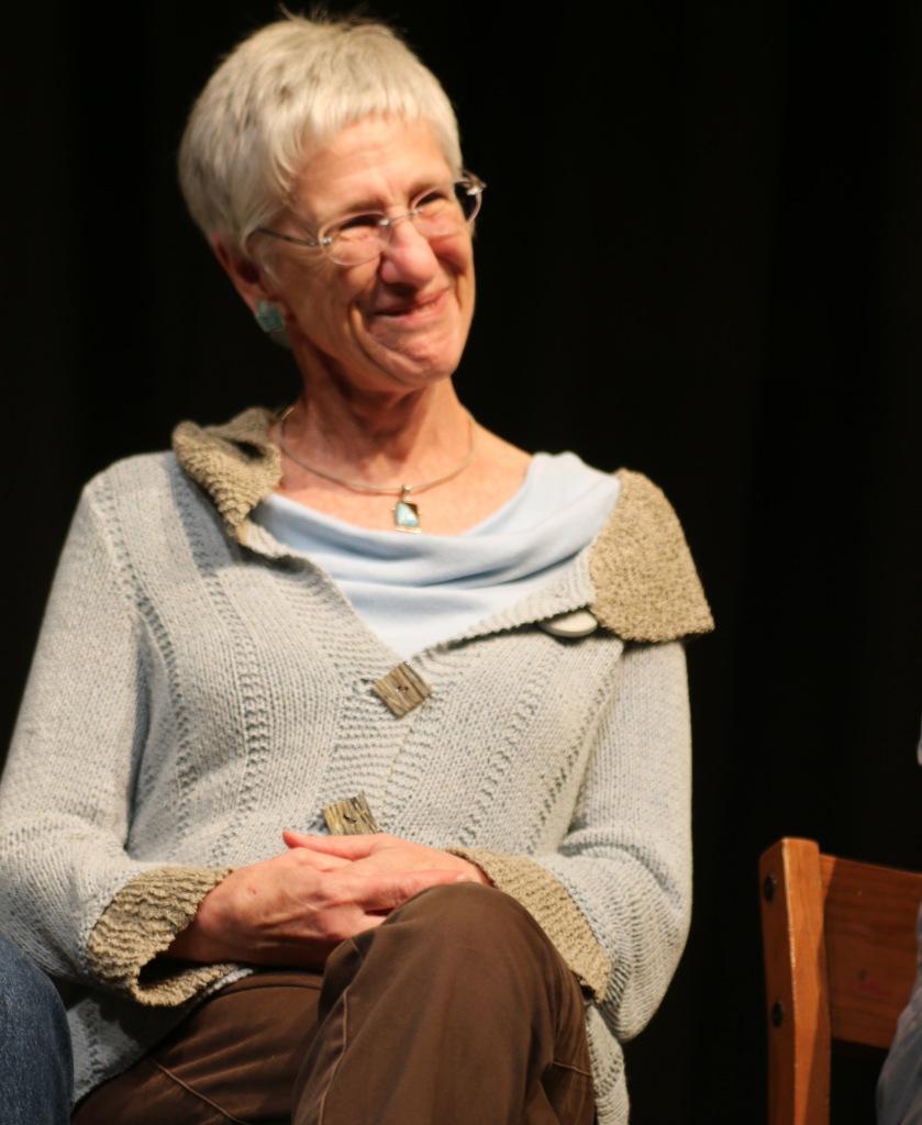 """Marlene Mandel, production manager for """"Clybourne Park"""""""