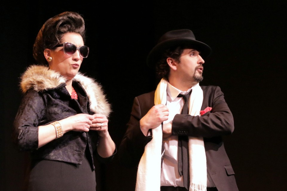 Nine.Guido and Luisa