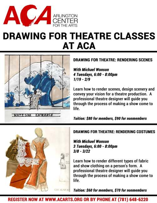 Drawing For Theatre Flier (1)