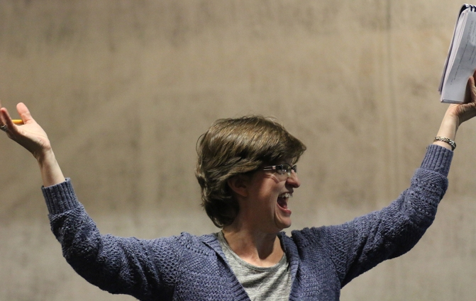 Jocelyn Hesse as Marion