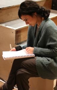 Caroline Keeler as Liza Minelli