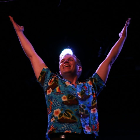 Thom Hardy as Peter Allen