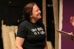 Jenny Gutbezahl plays Sonia