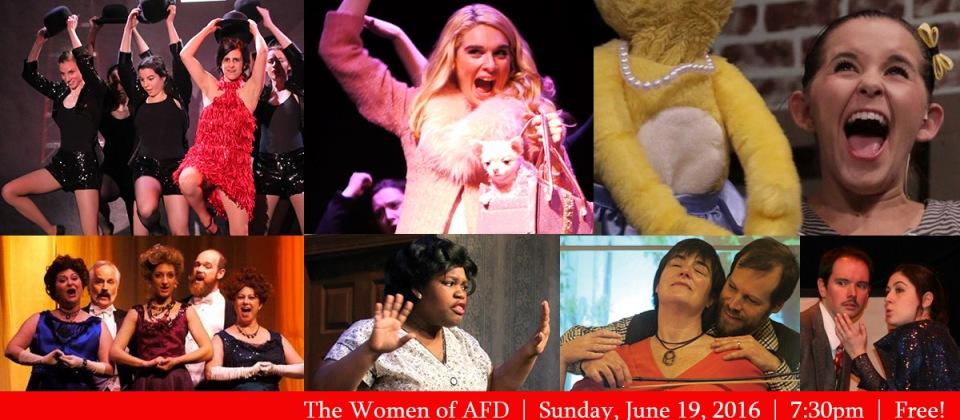 women of afd