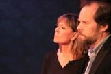 Teri Muller and Iain Bason